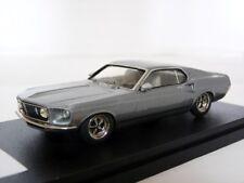 Zaugg Empire 1/43 1969 Ford Mustang 289 Handmade White Metal / Resin Model Car