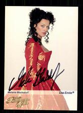 Melanie Blocksdorf Sophie Braut wider willen Autogrammkarte Original  # BC 83943