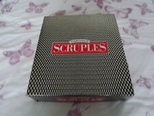 vintage 1986 scruples by mb games