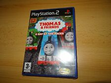 Thomas & Friends a Day At The Races PS2 Nuevo Precintado
