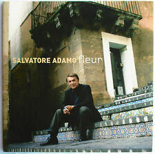 "SALVATORE ADAMO - CD SINGLE PROMO ""FLEUR"""