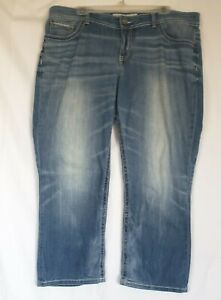 Buckle BKE Womens Payton Cropped Jeans 36 Plus Size