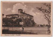 CARTOLINA - 1949 CASSANO D'ADDA CASTELLO 1019/C