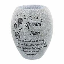 Memorial Vase - Graveside Plaque Special Nan