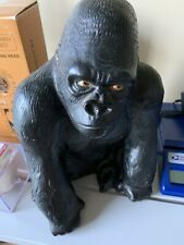 King Kong 1952 Universal Bank Big Tall Chalkware Excellent Condition 12 In Tall