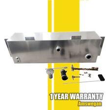 17 Gallon Aluminum Fuel Tank w/ Bed Fill Gas Tank Install Kit Chevy Pickup Truck
