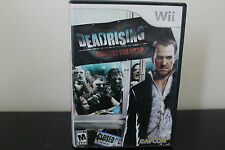 Dead Rising: Chop Till You Drop  (Wii, 2009) *Tested