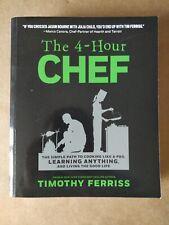 4 Hour Chef Tim Ferris