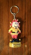 Las Vegas Nevada Lady Luck Casino Mad Money Key Ring Clown Jester Key Chain