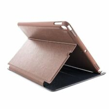 Brown Synthetic Leather Tablet & eReader Cases, Covers & Keyboard Folios for Apple