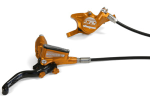 Hope Tech 3 Tech3 X2 MTB Mountain Bike Disc Brakes FULL Brakeset-160F/160R Rotor