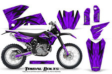 CREATORX GRAPHICS KIT FOR KTM 05-07 EXC/XC 05-06 SX TRIBAL BOLTS PRNP
