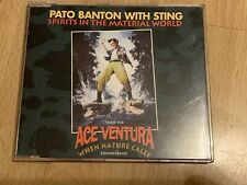 PATO BANTON WITH STING Spirits In The Material World ACE VENTURA CD