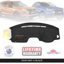 DASH MAT MITSUBISHI ASX XA XB XC + NEW XD LS LS Black or Charc DM1193 2010-2020