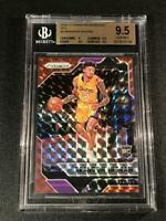BRANDON INGRAM 2016 PANINI PRIZM #8 MOSAIC RED REFRACTOR ROOKIE RC BGS 9.5 (B)