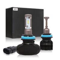 LED H11 H9 Ampoule Voiture Feux Phare Lampe 110W 6000K Xénon Blanc anti erreur