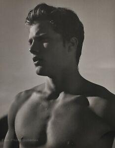 1988 Vintage BRUCE WEBER Young Male Model TOM Outdoor Portrait Photo Art 11X14