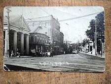 RPPC Medford Square Medford Ma 1917