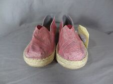Little Toms Glitter Pink Child Youth Size 2