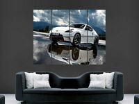 NISSAN 370 CAR GIANT WALL POSTER ART PICTURE PRINT LARGE HUGE