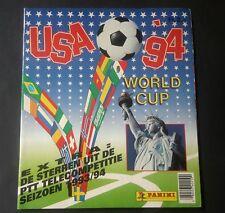 Panini football sticker album world cup USA 94 Complete Dutch variation exclusiv
