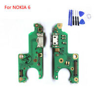 USB Charging Port Vibrator Flex Board Cable Original Replacement for Nokia 6