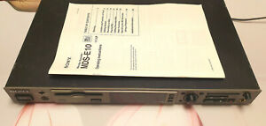 Profi Sony MDS-E10 Minidisc Deck Recorder MD-Player MDLP
