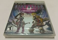 Star Ocean: The Last Hope International (Sony PlayStation 3, 2010) PS3 NEW