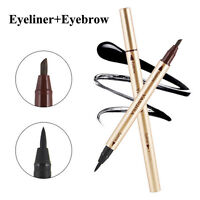 Waterproof Eye Brow Eyeliner Liquid Eyebrow Pen Pencil Makeup Comestic Tool New