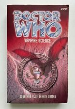 More details for doctor who - vampire science by kate orman & jonathan blum bbc books eda