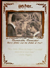 HARRY POTTER - MEMORABLE MOMENTS #1 - Card #60 - DON'T WORRY ABOUT IT