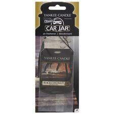 Yankee Candle negro Coco coche bote 2D Cartón
