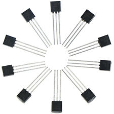 10pcs LM35DZ LM35 TO-92  temperature sensor ic inductor  MC