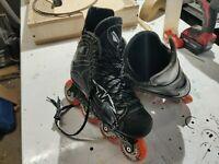 Mission Hockey Rollerblades Hi-Lo Size 7