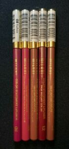 Milani Color Statement Lip Liner True Instant Color Assorted Colors New Sealed