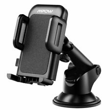 Mpow Windshield Dashboard Car Phone Mount Holder Cradle for iPhone 7 Samsung EB