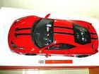 BURAGO signature 1:18 Modellino Ferrari 458 Speciale 2014 RED M.I.T BOX