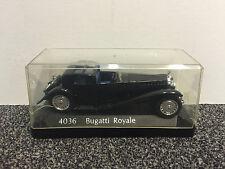 Bugatti Royale Black 1:43 Solido