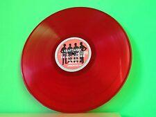 KRAFTWERK LP Mensch Maschine VINYL ROT Man Machine RED WAX Schallplatte Sammlung