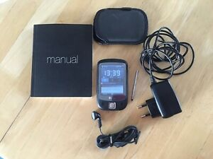 HTC Touch P3450 Black Mobile Phone Unlocked