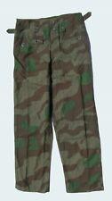 Reproduction German WW2 splinter pattern pants size 28 waist