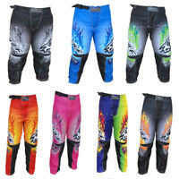 New Wulfsport Kids (ALL SIZES) Motocross Pants Trousers Youth Child Quad Boy Mx