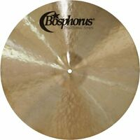 Bosphorus Traditional Thin Crash Becken 17""