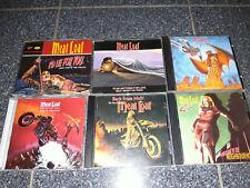 MEAT LOAF - CD-Sammlung - 4x Album & 2x Maxi - TOP!!