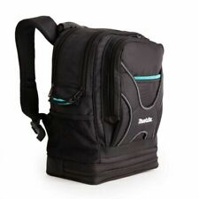 [Makita] P-72017 Backpack for Tools and Travel with Small Item Organizer