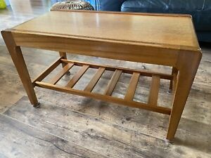 Mid Centry Vintage Remploy Coffee Table
