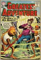 My Greatest Adventure #47-1960 gd+ 2.5 DC Bernard Bailey Curt Swan Nick Cardy