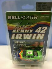 2000 Action Kenny Irwin #42 BellSouth Monte Carlo