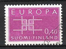 Finland - 1963 Europa Cept  - Mi. 576 VFU