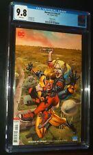 HEROES IN CRISIS #1 2018 JG Jones Variant Cover DC Comics CGC 9.8 NM-MT